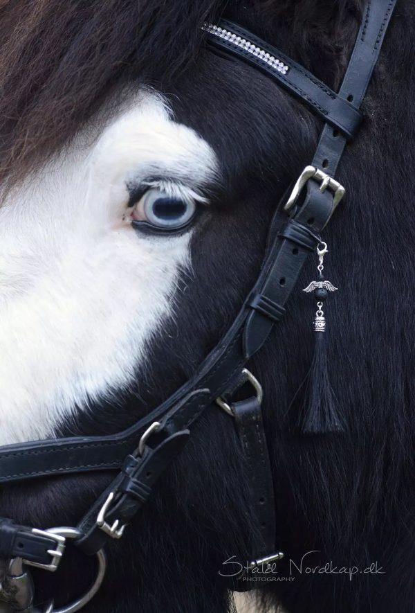 Skytsengle af hestehår